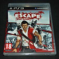 PlayStation 3 - Escape Dead Island (Nuevo)
