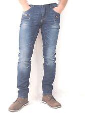 M.O.D MOD Jeans Herrenjeans Pierre Regular Fit stretch blau Gr.29/32 bis 34/34