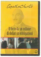 IL FURTO DA UN MILIONE DI DOLLARI IN OBBLIGAZIONI DVD PAL ITA Editoriale