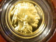 2008 W 1/10 OZ $5.00 AMERICAN BUFFALO .999 COA,