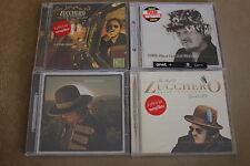 Zucchero - Black Cat  + 3 CD's ( 4 CD SET ) POLISH STICKERS