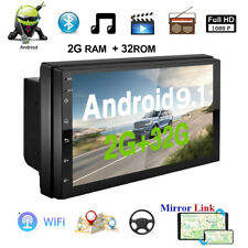 7inch Android 9.1 Car Stereo Gps Navigation Radio Player Double 2Din Wifi 2+32Gb