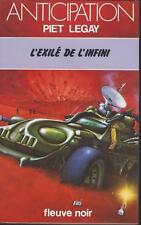 L'exilé de l'infini - Piet Legay - Fleuve Noir Anticipation n°911
