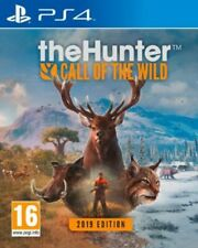 The Hunter Call Of The Wild 2019 Edition + DLC PS4 Playstation 4 Brand New