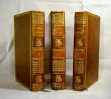 CASTI Giambatista GLI ANIMALI PARLANTI 3 VOLUMES 1802 édition originale BE