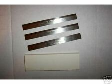 """HIGH SPEED STEEL JOINTER KNIVES 6 x 3/4 x 1/8"""" FOR 6"""" POWERMATIC 50"""