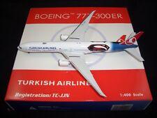 "*AIRSTORE* Phoenix 1:400 Diecast Turkish Airlines B777-300ER ""Superman"" TC-JJN"