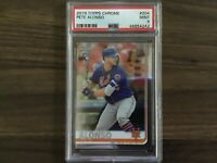 2019 Topps Chrome Pete Alonso Rookie Card RC #204 Graded PSA 9 INVEST