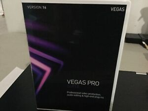 VEGAS Pro 16 Suite - Magix DVD Version