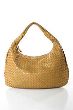 Bottega Veneta Beige Intrecciato Single Strap Hobo Shoulder Handbag