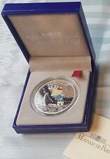 """Frankreich 2005 """"Hello Kitty"""" 1,5 Euro Silber PP selten!"""