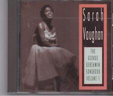 Sarah Vaughan-The George Gerswin Songbook vol 1 cd album