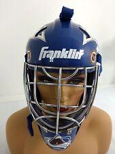 FRANKLIN NHL SX PRO NHL GOALIE HELMET MASK ADULT SIZE XL COLORADO AVALANCHE