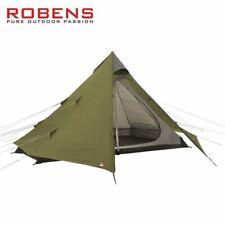 Robens Green Cone 4 Man Tipi Tent - 2020 Model