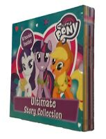My Little Pony 8 Book Box Set Ultimate Story Collection Reading Fun New