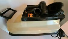 Eureka Canister Vacuum Cleaner Model 3712 A VACUUM W/ ALL ATTACHMENTS