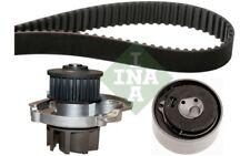 INA Bomba de agua+kit correa distribución Para FIAT PANDA 500 530 0462 30