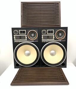 KENWOOD KL-999Z 5 Way Speaker System Tested and Sound Amazing !!