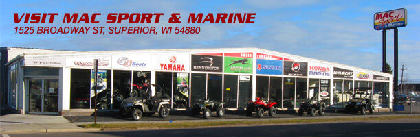 MAC Sport and Marine Superior WI