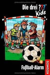 Die drei ???-Kids 26. Fußball-Alarm (drei Fragezeichen) ...   Buch   Zustand gut
