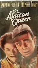 The African Queen (Vhs, 1992) Bogart Hepburn