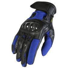 Gants textiles poignet pour motocyclette