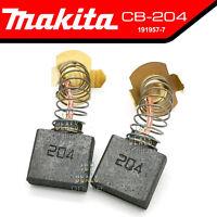 Makita brosses de carbone cb419 hp2051 HP2070 HR1830 hr2020 HR2410 hr2420 hr2430