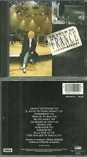 CD - FRANCE GALL : LE TOUR DE FRANCE - EN CONCERT ( MICHEL BERGER )