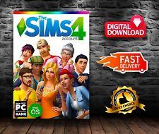 ✅ The Sims 4  (PC | Mac) Multilanguage | Digital Download Account ✅
