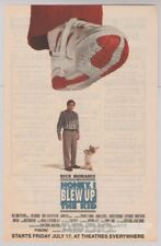 Honey, I Blew Up the Kid Rick Moranis PRINT AD movie 90s film advertisement 1992