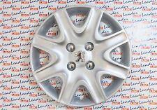 """Original Peugeot 207 Brisbane Style 15 """" Enjoliveur de Roue 8 Rayon Chapeau"""