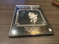 Charles Chaplin DVD The Essanay Films 1916 -1917 Sealed Sigillata Nuovo