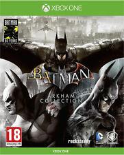 Microsoft XBOX - One XBOne Spiel Batman Arkham Collection NEU NEW 55