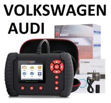 VOLKSWAGEN AUDI Diagnostic Scanner Tool AIRBAG RESET Code Reader VIDENT iLink400