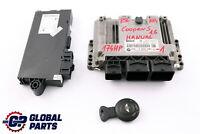 BMW Mini Cooper S R56 N14 1.6 174HP ECU Kit DME CAS 3   Key 7610081 Manual