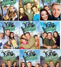 The King of Queens Season 1 to 9 (DVD Sets 1998/2008) Sold Individually