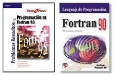 Lenguaje de Programación Fortran 90 y 95 - Paraninfo - Nuevos. En Español