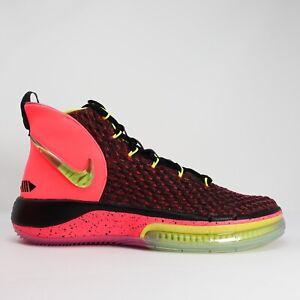"Nike Alphadunk ""Hoverboard"" Racer Pink Men's Basketball Shoes BQ5401 600 SZ 10.5"