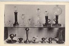 GRENOBLE musée dauphinois lampe à huile globe à eau