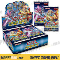 Yu-Gi-Oh! (Genesis Impact) Booster Packs🍯TCG Trading Cards Box (1st Edition)