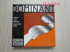 Thomastik Dominant 135B Violin Strings Set 4/4 E Ball End New in Package