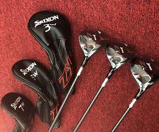 Srixon Golf ZX Fairway Wood 3 / 5 / 7  - Right Left Hand - Regular / Stiff