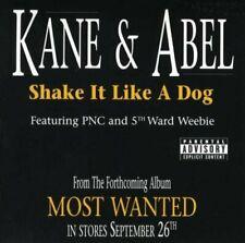 Kane & Abel Shake it like a dog [Maxi-CD]