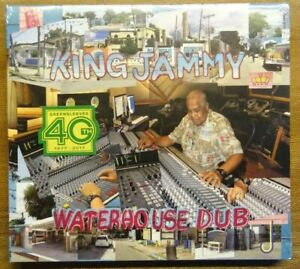 King Jammy / Waterhouse Dub (2018, CD, Album) / VP Records *Neuf - Emballé