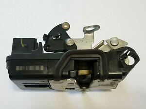 LIFE WARR 06 - 10 OEM Buick Lucerne LEFT FRONT Door Lock Actuator w / anti theft