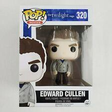 Pop! Movies Twilight Edward Cullen #320 Vinyl Figure by Funko