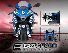 Eazi-Guard™ Suzuki GSXR1000 2017 Motorbike Stone Chip Protection Kit