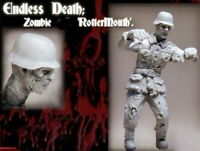 1/35 Resin Zombie Soldier Unpainted Unassembled BL655