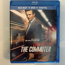 The Commuter Blu-Ray Disc
