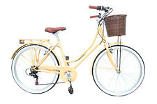 "Reflex Mystique 18"" Ladies 26"" Wheel 6 Speed Traditional Bike"